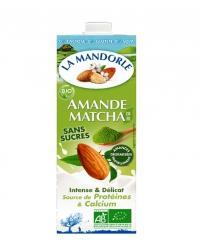 Lait d'Amande Matcha