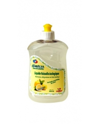 Liquide Vaisselle Argile Citron