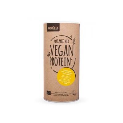 Protéine petits pois/riz/pot/tourn/chanvre 400g