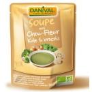 Soupe Chou-fleur, Kale & Brocolis