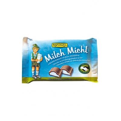 Chocolat lait fourrage fondant lait 100g
