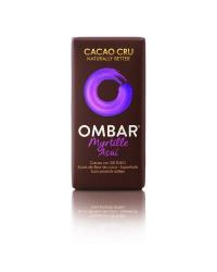 Chocolat Açaï et Myrtille Ombar