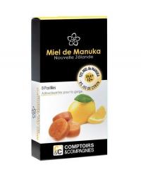 Pastilles au Miel de Manuka et Citron