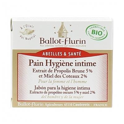 Pain hygiène intime ballot flurin 100g