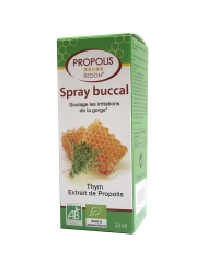 Propolis spray buccal 23ml