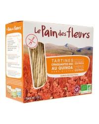 Le Pain des Fleurs - Tartines Craquantes au Quinoa