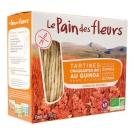 Tartines Craquantes au Quinoa