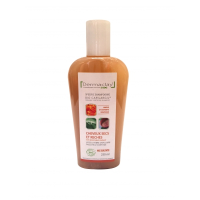 Dermaclay - Shampooing Cheveux Secs et Rêches