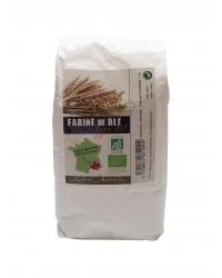 Farine de blé type 80