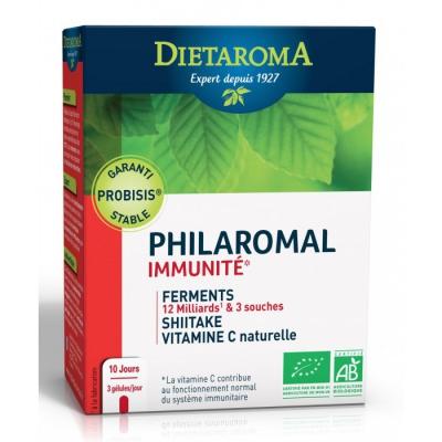 Philaromal immunité 30 gél.