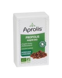 Propolis Major Bio, Morceaux à Mâcher