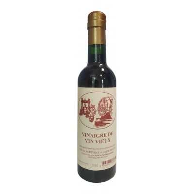 Vinaigre de vin vieux de bordeaux 37,5cl