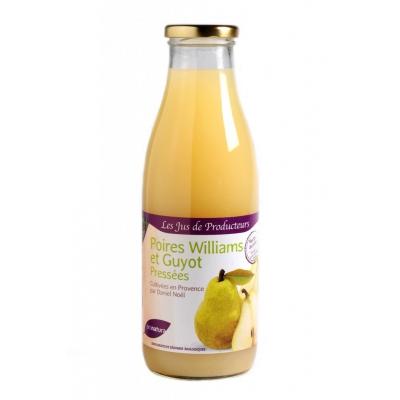 Nectar de poire producteurs 0,75l