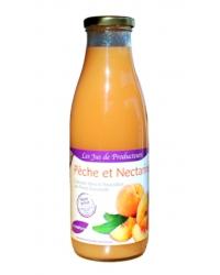 Nectar de Pêche et Nectarine