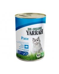 Paté au Poisson pour Chat