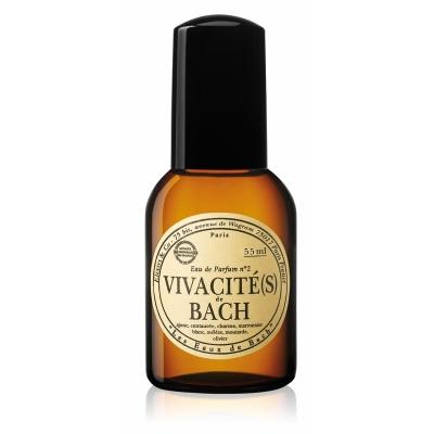 Eau de parfum vivacite de bach 55ml