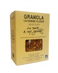 Granola miel graines 350g