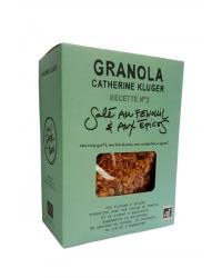 Granola Salé au Fenouil et aux Epices