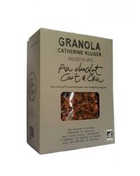 Granola au Chocolat Cru et Cuit