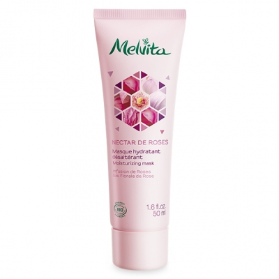 Nectar de roses masque hydratant 50ml