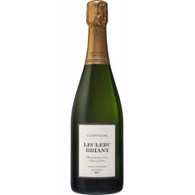 Champagne brut leclerc briant 75cl