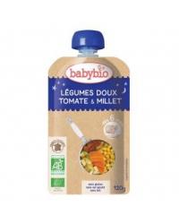 Gourde Bonne Nuit Légumes Doux, Tomate, Millet
