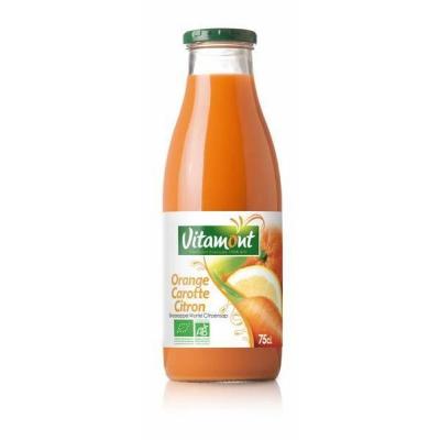 Cocktail oranges carottes citrons 75cl