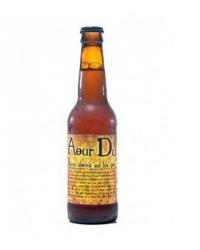 Bière Blonde Aour Du, dorée au Blé Noir