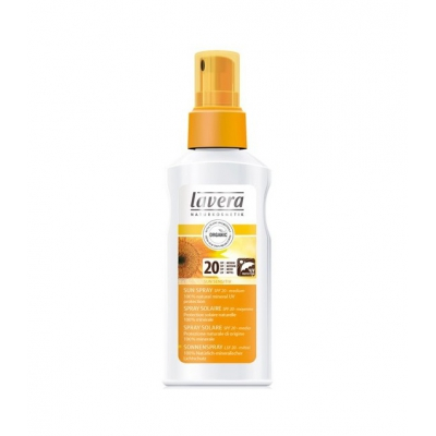 Spray solaire ip20 lavera 125ml