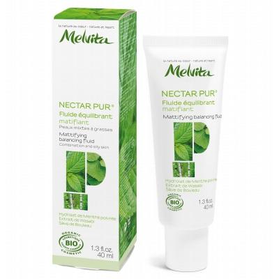 Nectar pur fluide hydra-matifiant 40 ml