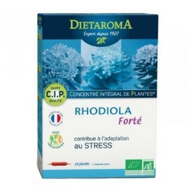 Rhodiola forté 20ampx10ml