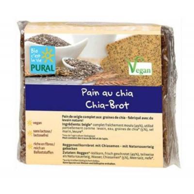 Pain Complet aux Graines de Chia