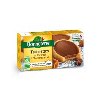 Tartelettes au Caramel Chocolat Lait