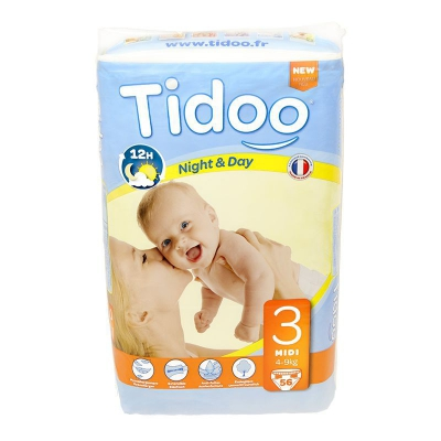 Tidoo - Couches Night and Day Midi (4-9kg)