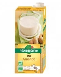 Bonneterre - Boisson Riz Amande