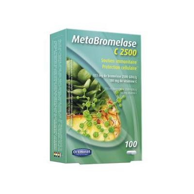 Metabromelase c 2500 100gel
