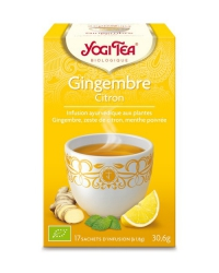 Yogi Tea  Gingembre Citron