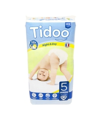 Tidoo - Couches Night and Day Junior (12-25kg)