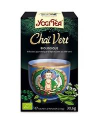 Yogi Tea Chai Vert