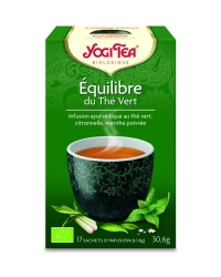 Yogi Tea Equilibre Thé Vert