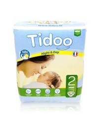 Tidoo - Couches Night and Day Mini (3-6kg)