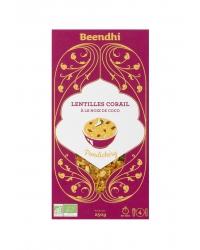Lentilles Corail à la Noix de Coco Dal Pondichéry