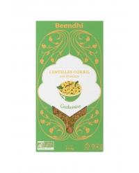 Curry de Lentilles Epinards Dal Cachemire