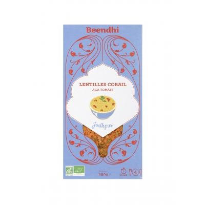 Curry de Lentilles Tomate Jodhpur