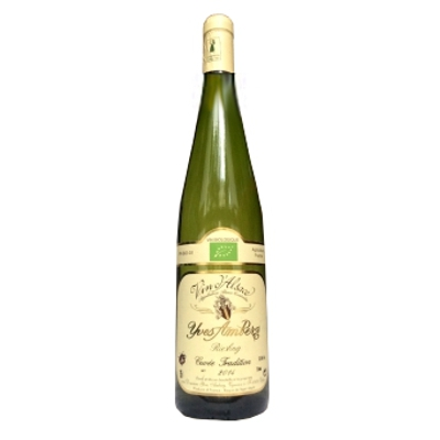 Vin blanc riesling yves amberg 75cl