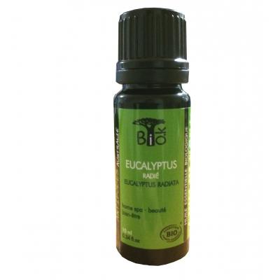 H.e eucalyptus radié bio.k 10ml
