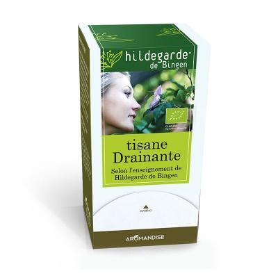 Hildegarde de Bingen - Tisane Drainante