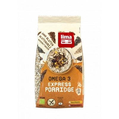 Express Porridge Omega 3