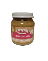 Babybio - Petit Pot Poire Williams