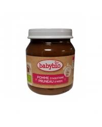Babybio - Petit Pot Pomme Pruneaux